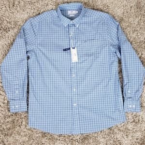 Southern Tide Classic Fit Button Front Long Sleeve